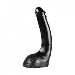 BELGO PRISM All Black énorme pénis noir 29,5cm