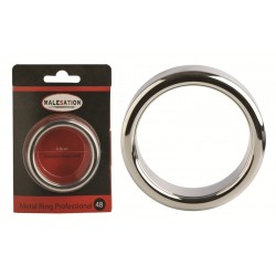 MALESATION Metal Ring Professional 48