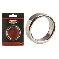 MALESATION Metal Ring Professional 44