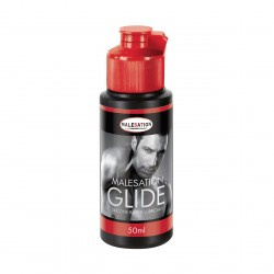 MALESATION Glide (silicone based) 50ml