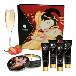 SHUNGA Geisha's Secret Collection Vin pétillant à la fraise