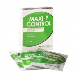LABOPHYTO MaxiControl 6 lingettes 2.5 mL