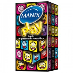 MANIX Play par 16