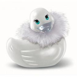 Petit canard vibrant Bade-Ente IRMD Paris mini blanc