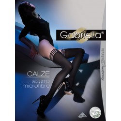 GABRIELLA calze Azuro
