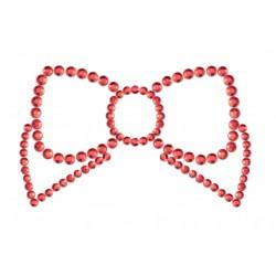 BIJOUX INDISCRETS Mimi Nœud nipple Rouge
