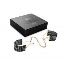 BIJOUX INDISCRETS Désir Metallique Menottes noires