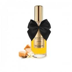 BIJOUX INDISCRETS Light my fire Huile de massage parfumée caramel beurre salé