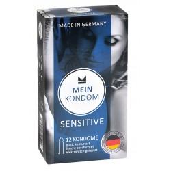 MEIN KONDOM Sensitive 12 préservatifs