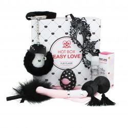EASY LOVE Coffret Sextoy Hot Box