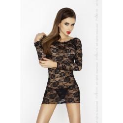 PASSION Yolanda chemise noire