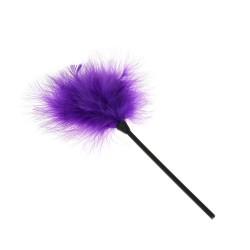 BLACK WOLF Plumeau violet