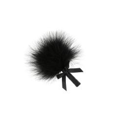 WOBO Plumeau noir ruban