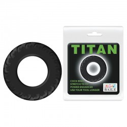 Titan-green cockring
