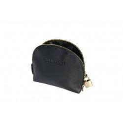 EASY LOVE Trousse noire avec cadenas taille S