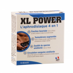 LABOPHYTO XL Power 10 Gélules