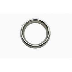 METT Cockring plate bord rond inox 45mm