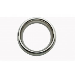 METT Cockring plate bord rond inox 50mm