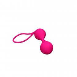 ECO Toys Boules de geisha torsadées rose