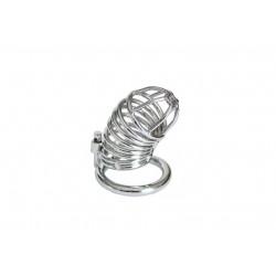 METT Cage de chastete cercles alliage metal 3,5cm
