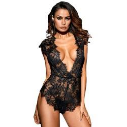 SENSUAL LINGERIE Body Sexy Capucine Noir
